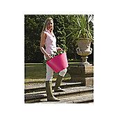 Faulks Sp26Pk Tub Trug Pink Medium