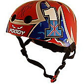 Kiddimoto Hero Helmet Medium (Carl Fogarty)