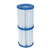 Bestway 58094 Type II Cartridge Filter- 1 Pair