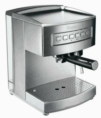 Cuisinart EM200U Espresso Maker Stainless Steel