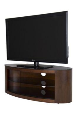 AVF Affinity 110 TV Stand - Walnut