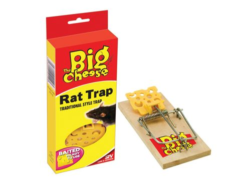 Stv Stv110 Baited Rat Trap