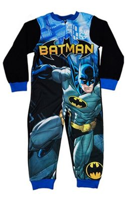 Batman Boys 'Fleece' Jumpsuit 3-4 Years