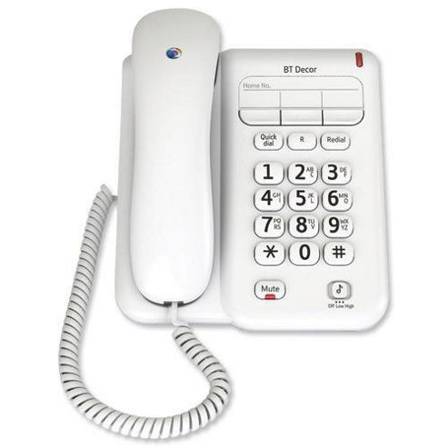 BT DECOR 2100 Corded Telephone