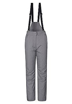 Mountain Warehouse Moon Womens Ski Pants - Grey