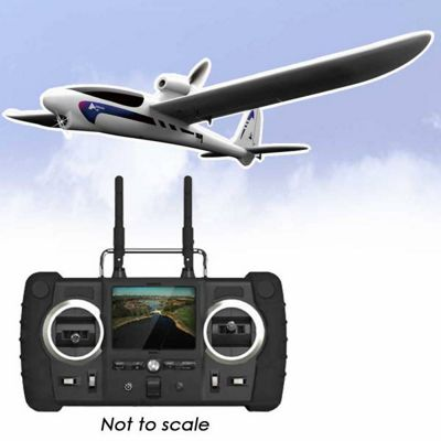 First Person View Spy Hawk RC Glider and Camera