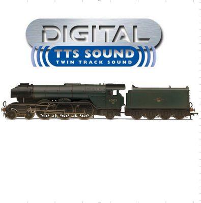 HORNBY Digital Loco R3508TTS BR 4-6-2 Flying Scotsman 60103 A3 Class w/ Sound