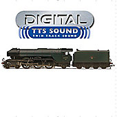 HORNBY Digital Loco R3508TTS BR 4-6-2 Flying Scotsman 60103 A3 Class w/ Sound