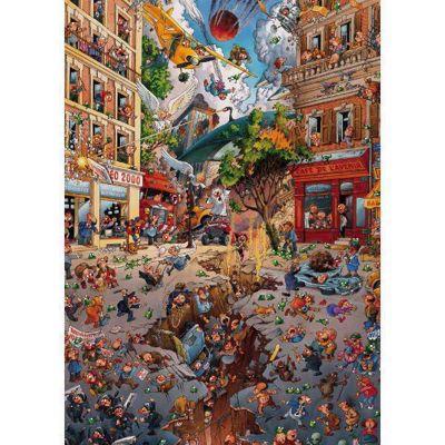 Apocalypse - 2000pc Puzzle