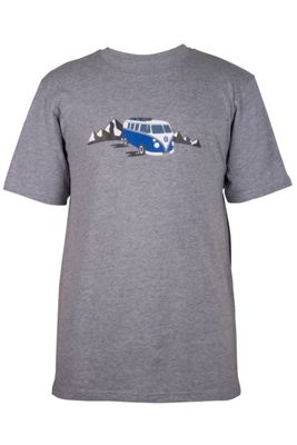 Mountain Camper Men's Cotton Tee-Shirt