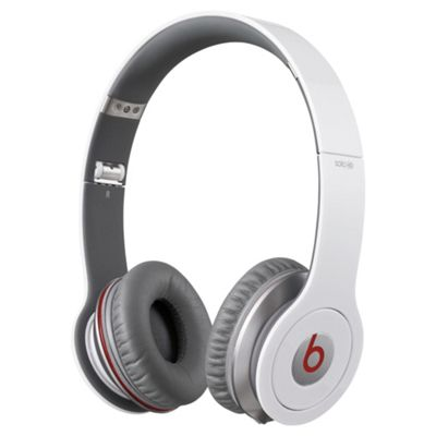 BEATS BY DR DRE Solo HD Headphones White