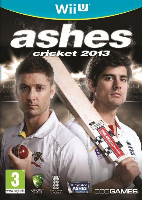 Ashes Cricket 2013 Wii U
