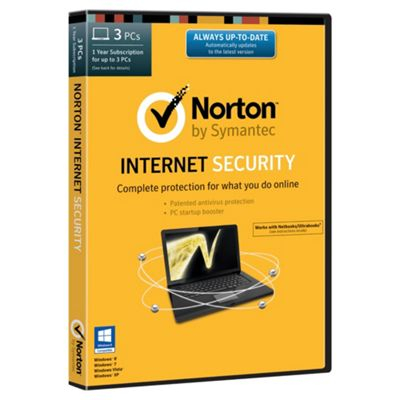 Norton Internet Security 2014 - 3 User