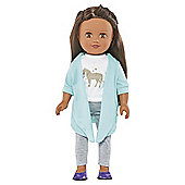 "Sindy's Friend Zoe 18"" Doll"