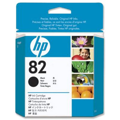HP 82 printer Ink Cartridge - Black