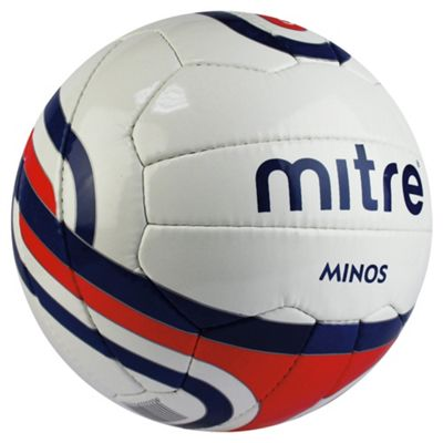 Mitre Minos Matchball Football Size 5