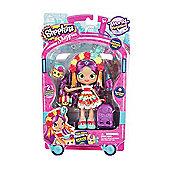 Shopkins Shoppies World Vacation Rosa Pinata