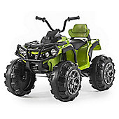 BIG ATV 12v Electric Beach Quad Bike - Green