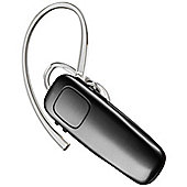 Plantronics M90/R Wireless Bluetooth Mono Earset - Earbud - Outer-ear - Black Briquette