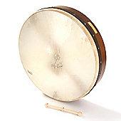 Percussion Plus PP1112 18 Inch Plain Bodhran