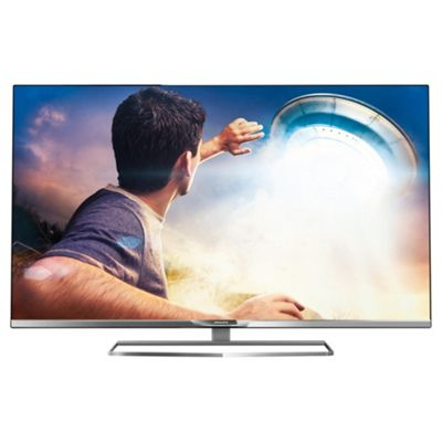 Philips 42pft6309 42 Inch Ambilight 3d Smart Wifi Built In Full Hd 1080p Led Tv With