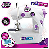 Cra-Z-Art Shimmer 'N Sparkle Sew Crazy Sewing Machine Craft Kit
