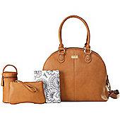 isoki Madame Polly Tan Avalon - Changing Bag