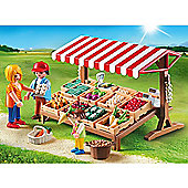 Playmobil 6121 Country Farm Farmer's Market