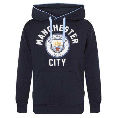 Manchester City FC Mens Hoody XXL
