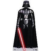 Star Wars Drath Vader Cardboard Cutout - 195cm
