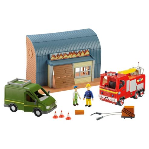 Fireman Sam Emergency Play
