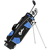 Confidence Childrens Junior Golf Clubs Set/ Bag 8-12 Rh
