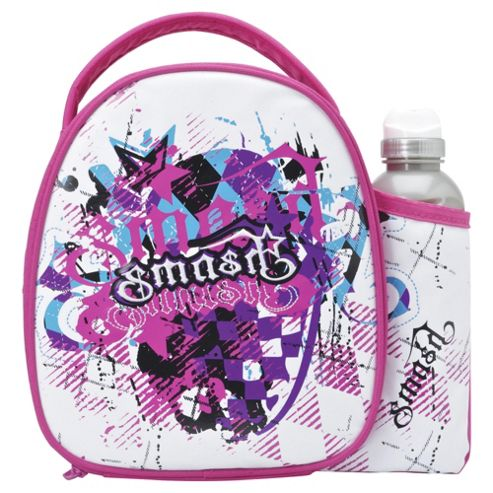 Smash Skar Lunch Bag and Water Bottle Set
