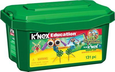 Kid KNEX Group Set (Pre-School ,3+) - Construction