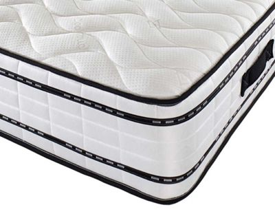 Ultimum SOMSNOO Snooze Pocket Memory Double 4 6 Mattress