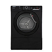 Hoover HLV8DGB-80 8kg Load Vented Tumble Dryer NFC Class C Black