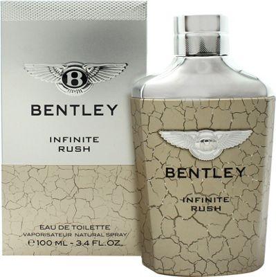 Bentley Infinite Rush Eau de Toilette (EDT) 100ml Spray For Men