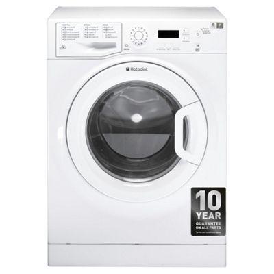 Hotpoint Aquarius Washing Machine, WMAQF721P, 7KG Load, White