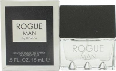 Rihanna Rogue Man Eau de Toilette (EDT) 15ml Spray For Men