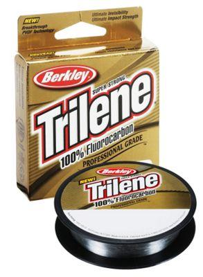 Berkley Trilene TFPS4-15 Fluorocarbon Clear Line 4lb, 0.18mm, 110yds