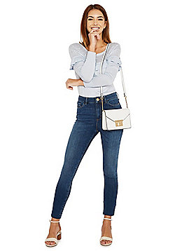 F&F Boxy Cross-Body Bag