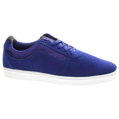 Vans LXVI Numeral Royal/Charcoal Shoe SEMZ12
