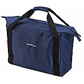 Rixen & Kaul Cargo Basic Pannier Bag: Blue.