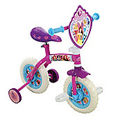 "Disney Princess 2in1 10"" Kids Training Bike"