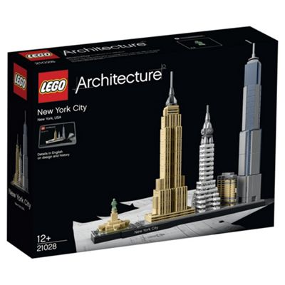 LEGO Architecture New York City 21028, Skyline Collection
