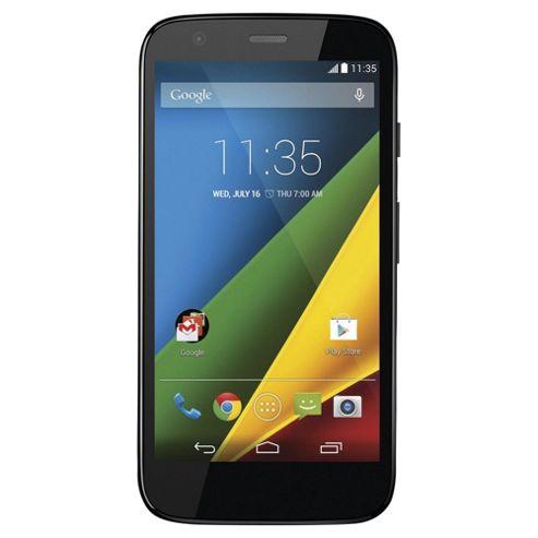 Tesco Mobile Motorola Moto G™ + 4G Black