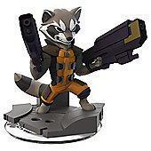 Disney Infinity 2.0 Marvel Guardians Rocket Raccoon Figure
