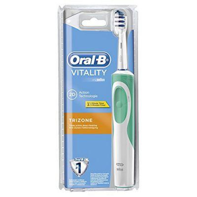 Braun Oral-B Vitality Trizone Electric Toothbrush