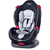 Caretero Sport Classic Car Seat (Black)