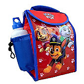 Paw Patrol 'Pawsome' School Lunch Bag with Bottle